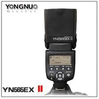Guaranteed 100% YONGNUO YN-565 EXII YN565EXII E-TTL Wireless Slave  Flash Speedlite for Canon 650D 600D 550D 500D 1000D 1100D