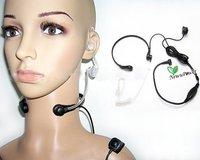 Single sensor throat mic for QUANSHENG walkie talkie TG-K4AT TG-2AT,TG-45AT,TG-42AT,TG-22AT,TG-25AT,TG-UV