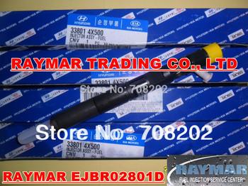 Common rail injector EJBR02801D, EJBR01901Z, EJBR02301Z for HYUNDAI & KIA 33800-4X500
