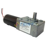 12V/35R DC gear motor,electric geared worm motor,Free Shipping