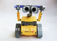 Walle Robot Toy Car 12cm Wall-E Walle Robot Intelligent Free shipping
