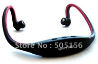 free shipping cheap earphone  MP3 / sport mp3 player