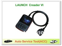 LAUNCH Creader VI code reader 2pcs/bag  OBDII  EOBD CAN free shipping