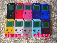 500pcs/lot,for iphone 4 4S Classic Game player boy Soft silicon cover case ,free shipping