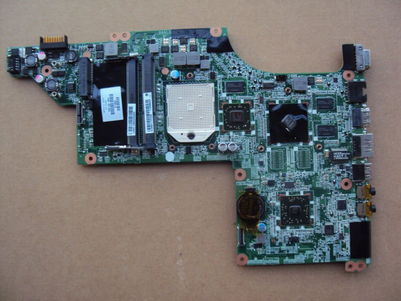 For HP Pavilion dv6-3000 AMD Motherboard 595133-001, 100% Tested and guaranteed in good working condition!!