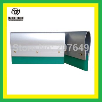 TJ Aliuminium handle squeegee on whole price,screen printing squeegees