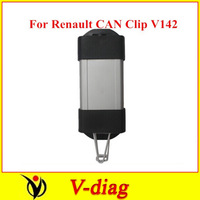 2014 Renault CAN Clip Diagnostic Interface V142 Newest Version Fast Express