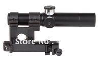 PU Mosin-Nagant SVT-40 Sniper Rifle Scope Matte Black   FREE SHIPPING