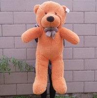 Wholesale and retails big size teddy bear plush soft toys stuffed toys 4 color to choose freeshipping