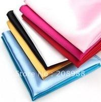 HOT Sale ! Men's Pocket square Polyester Handkerchief men's pocket towel + DHL/Fedex Free Shipping 300pcs./lot