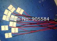 10pcs/LOT Rectangular TEC1-02303 2.8V 3A  4.8W  15*20MM Thermoelectric Cooler Peltier Plate