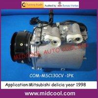 MSC130CV AC COMPRESSOR FOR Mitsubishi delicia year 1994 - 2002
