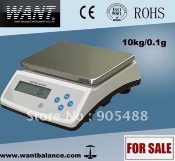 Electronic Scale Balance--10kg/0.1g