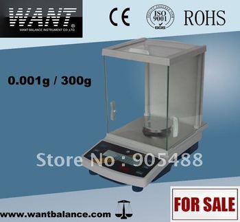 Laboratory  Balance Scale Weight-- 0.001g*300g