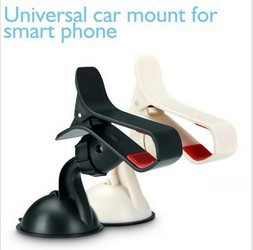 50% OFF ! mobile phone stand for iphone 4 4s 5g car holder stand car bracket universal car mount for phone