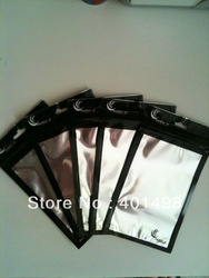 100pcs/Lot Retail Packaging Plastic bag, Poly bag, PP bag for cell phone case, for iphone case+Free Shipping(China (Mainland))