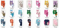 NEW boys girls Baby pajamas sleeper pjs night suit pyjamas 30sets/lot sleepwear DHL Free shipping