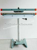 PFS 350 one side heating pedal impulse sealer foot sealer machine
