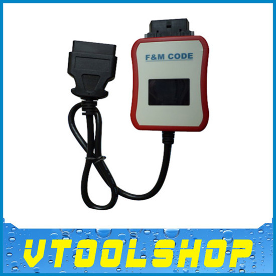 2013 hot sale Auto Key Programmer Tool the engine computer synchronization F&M CODE(China (Mainland))