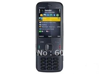 Hot cheap phone Freeshipping unlocked original Nokia n86 8MP 3G  WIFI GPS internal 8GB support russian keyboard language