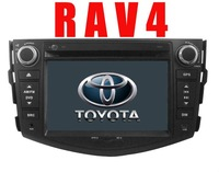"7""DVD GPS BLUETOOTH CD/RADIO/MP3/MP4/TV/iPOD IN/Reverse Camera for TOYOTA RAV4"