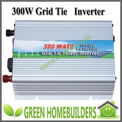 CE,RoHS,300W Grid Tie Inverter , Solar Power Inverter , Pure Sine Wave Output,High-Frequency High Conversion Rate(China (Mainland))