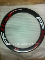 Free Shipping 60mm Clincher Toray Full Carbon Rims for Road Bike / Bicycle carbon wheel