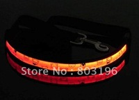 Free shipping 120cm Teddy Bear Dog leash,LED Dog leash,Flashing Dog leash,8 colors, 30PCS/Lot
