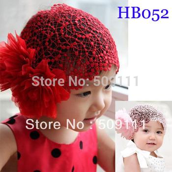 Girls Headband baby hairband hair accessories hairbands flower headband elastic headwrap 10pcs HB052