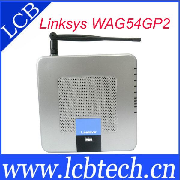 3pcs/lot Free Shipping Linksys wag200g same funtion WAG54GP2 Wireless-G ADSL 2 Gateway Modem Router(China (Mainland))