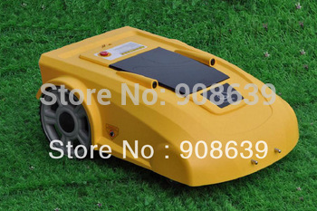 100m Virtual Wire Robot Grass Cutter 2700 with New Function :ELECONTRONIC COMPASS ,HELP MOWER GOES WELL IN SLOPE LWAN