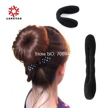 50pcs New 2014 Styling Tools Soft Sponge Hair Curler Roller Strip Magic Hair Crimper Tool Beauty Hair Curlers -- MSP31