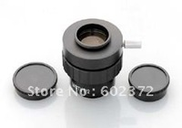 1/2 CTV MICROSCOPE  LENS ADAPTER FOR VIDEO CAMERA MICROSCOPES
