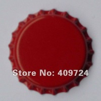 """Wholesale&Free Shipping:""""1000 pcs/lot"""" Mixed Color Tinplate Bottle Caps For Jewelry Making"""