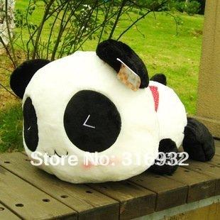 J2 35cm Stuffed Animal Toy/ Panda Bear Plush Toy Doll/Cute Pillow