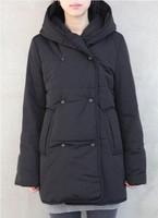 women Wear  Winter Outdoor Windbreaker Heavy Coats cotton Jacket Clothes S M L XL XXL Free Shipping