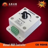 DC12V/24V Manual Single Color LED Dimmer 3 Pieces/Lot [Housing Lighting]