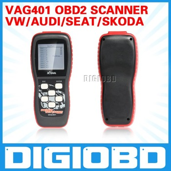 VAG401 VAG Diagnostic Tool With New Version 2012 code reader scanner