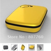 Free shipping 6000mAh lithium polymer battery charger & power bank for mobile phone