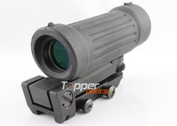 Elcan Specter OS3.4x Style 4X Magnified Scope C79 Rifle Scope Riflescope with Set-in Quick Detach Mount,, 4X45A