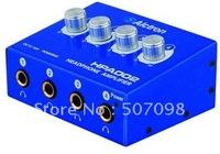 4-CHANNEL HEADPHONE AMPLIFER / AMP NEW