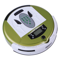 Free Shipping Large Dustbin Big Suction Power Robot Intelligent Vacuum Cleaner