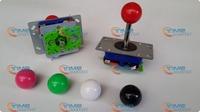 4 pcs of ZIPPY Joystick Long shaft/4ways and 8 ways joystick/arcade machine parts/joystick with Microswitch