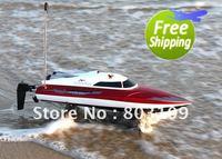 Double Horse high speed racing boat DH 7009 35CM 4ch rc ship servo radio control 30km/h free shipping hongkong post air