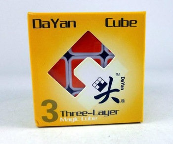 Free shipping of dayan Guhong V2 white
