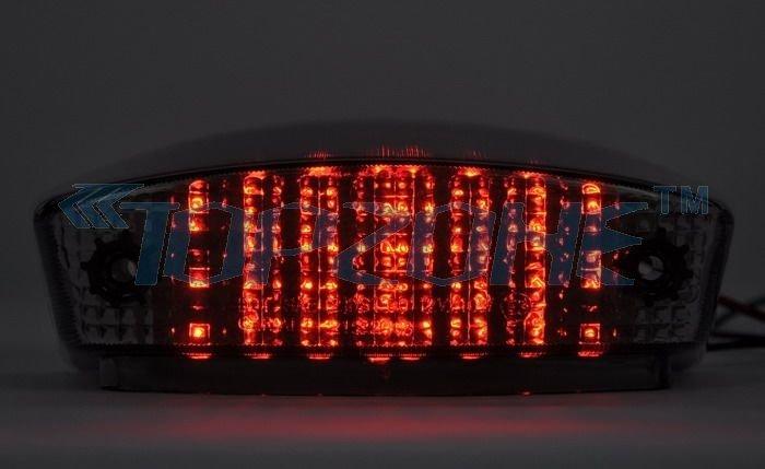 Led da cauda da motocicleta luz para a DUCATI ALL MONSTER(China (Mainland))