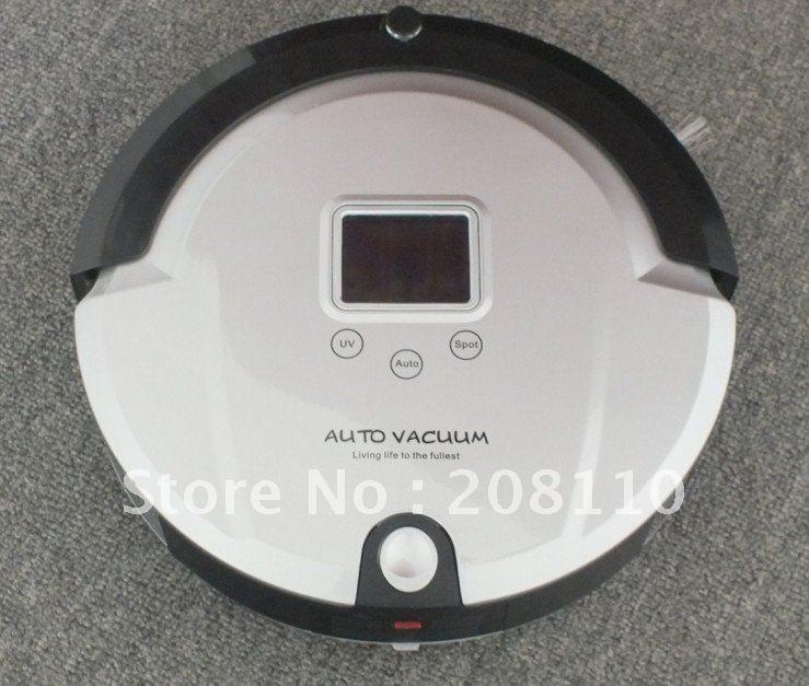 Large Battery Smart Program Robot Vacuum Cleaner(China (Mainland))