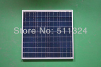 solar pv module 50W 630X660 high efficiency
