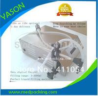 free shipping by DHL 3ml-3000ml Water Softdrink Liquid Filling Machine for liquid