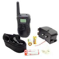 100LV Shock + Vibra Remote Electric Dog Training Collar For 1 Dog 10pcs/lot